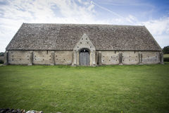 Great Coxwell Tithe Barn Stock Images