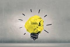 Great creative idea Stock Image