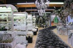 Great Cristmas market Stock Photo