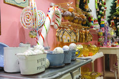 Great Cristmas market Royalty Free Stock Photos