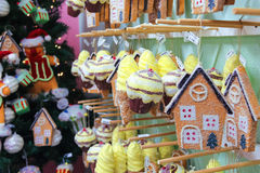 Great Cristmas market Stock Images