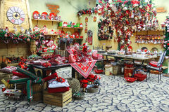 Great Cristmas market Stock Image
