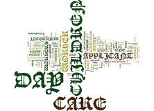 Great Day Care Workers For A Great Day Care Text Background  Word Cloud Concept Stock Photography