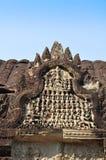 Great detai of Angkor Wat Temple. Siem reap in Cambodia royalty free stock images