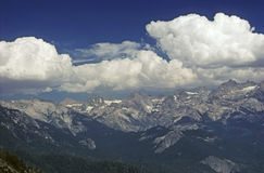 Great Divide. In Colorado with clouds stock photos