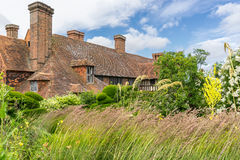 Great Dixter House Gardens and Nursery Stock Photo