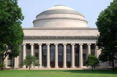 Great Dome of MIT Royalty Free Stock Photos