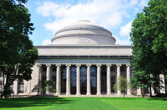 Great Dome of MIT Royalty Free Stock Photography