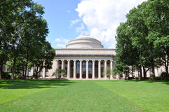 Great Dome of MIT, Boston, Massachusetts royalty free stock images