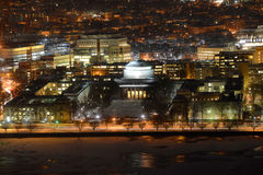 Great Dome of MIT, Boston, Massachusetts Royalty Free Stock Image