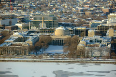 Great Dome of MIT, Boston, Massachusetts Royalty Free Stock Photography