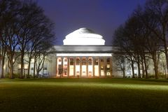 Great Dome of MIT, Boston, Massachusetts Royalty Free Stock Photo