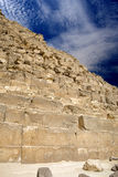 Great Egyptian Pyramid Royalty Free Stock Photos