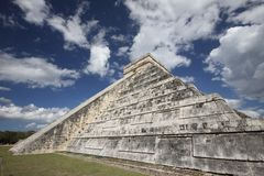 Great El Castillo Stock Image