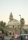 Great El Omri Mosque, in Tiberias Royalty Free Stock Images