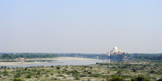 GREAT ESCAPE: Taj Mahal India Royalty Free Stock Image