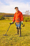 Great expectations: metal detecting stock photography