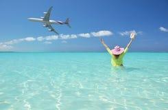 Great Exuma, Bahamas Stock Photo