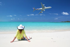 Great Exuma, Bahamas Stock Image