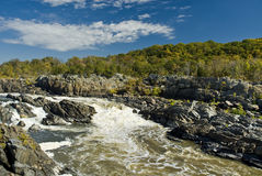 Great Falls Stock Photography