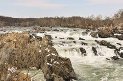 Great Falls Royalty Free Stock Image