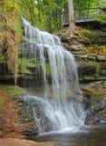 Great Falls in Hamilton Stock Image