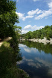 Great Falls la Virginia Fotografia Stock
