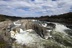 Great Falls Park, Virginia, USA Stock Photos