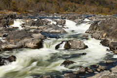 Great Falls Park, Virginia, USA Royalty Free Stock Photo
