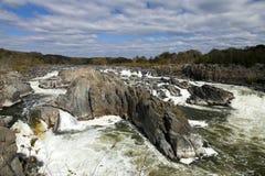 Great Falls Park, Virginia, USA Stock Images