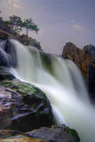 Great Falls with Trees Royalty Free Stock Photos