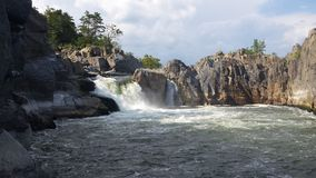 Great Falls  Royalty Free Stock Photo