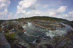 Great Falls Virginia Stock Fotografie