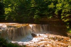 Great Falls von Bedford lizenzfreies stockfoto