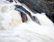 Great Falls Washington at dusk Royalty Free Stock Image
