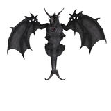 Great Fantasy Dragon Royalty Free Stock Images