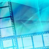Great film frame Royalty Free Stock Photography