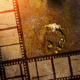 Great film frame Royalty Free Stock Photo