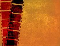 Great film frame Royalty Free Stock Image