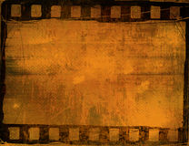 Great film frame. For textures and backgrounds-with space for your text and image Stock Photography