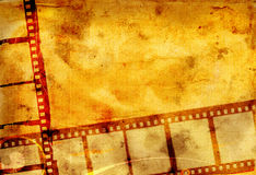 Great film frame Stock Photography