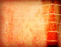 Great film strip Royalty Free Stock Images