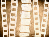 Great film strip. For textures and backgrounds frame Royalty Free Stock Photo