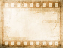 Great film strip Stock Photos