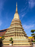 Great four Jedi in Wat Pho Royalty Free Stock Photography