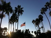 Great Freedom in San Diego Royalty Free Stock Photo