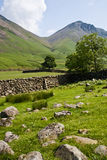 Great Gable, Lake District Stock Photo