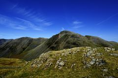 Great Gable Royalty Free Stock Image