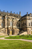 Great Garden Palace Dresden Stock Photo