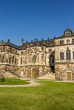 Great Garden Palace Dresden Royalty Free Stock Photography
